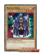 Rogue Doll - SS01-ENC01 - Common - 1st Edition