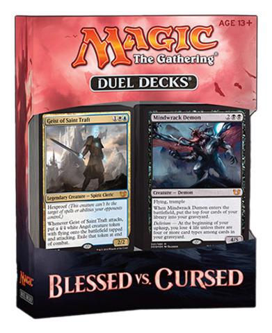 Duel Decks: Blessed vs. Cursed (BVC)