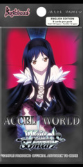 Accel World (English) Weiss Schwarz Booster Pack