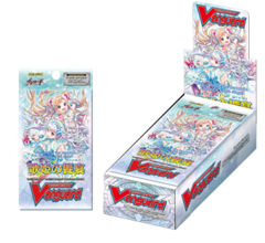 Cardfight Vanguard Extra Booster Box English Vol.2 Banquet of Divas