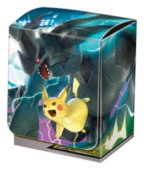 Pokemon Sun & Moon - Deck Box - Pikachu & Zekrom Tag Team GX (includes Dividers) [#4521329246147]