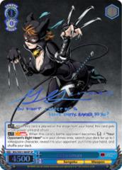 Catwoman [BNJ/SX01-065SP SP (SIGNED FOIL)] English