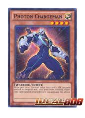 Photon Chargeman - LVAL-EN007 - Common - 1st Edition
