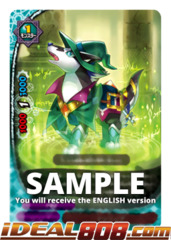 Magidog [S-BT03/0054EN C (FOIL)] English