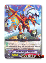 Ancient Dragon, Babybird - G-TCB01/061EN - C