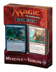 Duel Decks: Merfolk vs. Goblins (DDT)