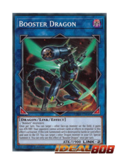 Booster Dragon - SDRR-EN046 - Common - 1st Edition