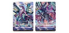 # Storm of the Blue Cavalry [V-BT11 ID (X)] Another Secret Rare Set [Contains 2  ASR cards]