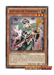 Justice of Prophecy - AP02-EN017 - Common - Unlimited