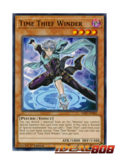 Time Thief Winder - SAST-EN082 - Common - 1st Edition