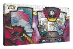 Zoroark GX Shining Legends Box
