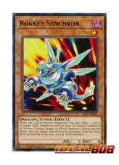 Rokket Synchron - SAST-EN007 - Rare - 1st Edition