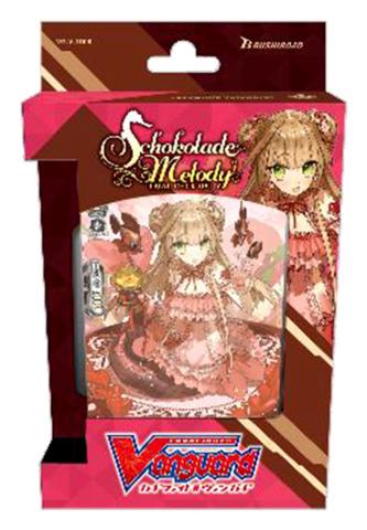 CFV-V-TD08 Schokolade Melody (English) V-Trial Deck