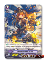 Steam Maiden, Ul-nin - G-BT02/065EN - C