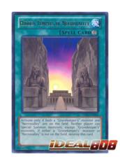 Hidden Temples of Necrovalley - LVAL-EN066 - Rare - Unlimited