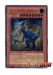 Super-Ancient Dinobeast - LODT-EN088 - Ultimate Rare - Unlimited Edition