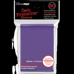 Ultra Pro Large Sleeves 50ct. - Purple (#82676)