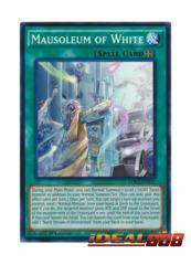 Mausoleum of White - LDK2-ENK21 - Common - 1st Edition