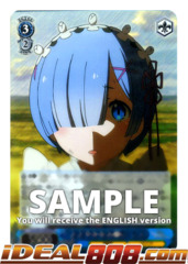 Modest Request, Rem [RZ/S46-E069R RRR (TEXTURED FOIL)] English