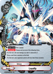 Loyalty [S-RC01/020EN RR (FOIL)] English