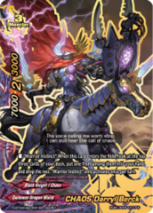 CHAOS Darryl Berck [S-BT02A-SP/0041EN Secret (FOIL)] English