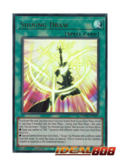 Shining Draw - DUPO-EN010 - Ultra Rare - 1st Edition