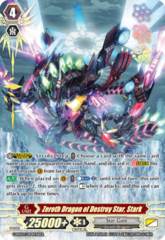 Zeroth Dragon of Destroy Star, Stark - G-RC02/004EN - ZR