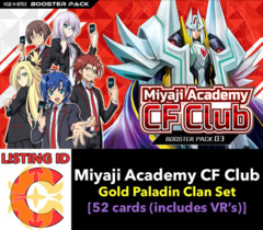 # Miyaji Academy CF Club [V-BT03 ID (C)]