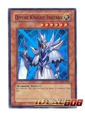 Divine Knight Ishzark - LODT-EN091 - Super Rare - Unlimited Edition