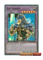 Ryu Senshi - SBAD-EN040 - Super Rare - 1st Edition