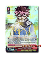 Dragon Force, Natsu [FT/EN-S02-052R RRR (FOIL)] English