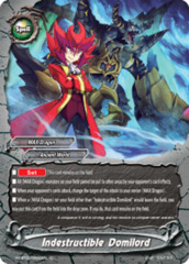 Indestructible Domilord [S-CBT02/0050EN C (FOIL)] English