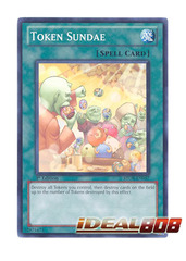Token Sundae - STOR-EN057 - Common - 1st Edition