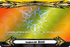 ▽ Imaginary Gift Marker [Accel II] Series II (2) Metallic Yellow - V-GM2/0030EN (FOIL) [V-BT06]