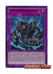 Metamorphortress - MVP1-EN027 - Ultra Rare - Unlimited Edition