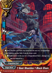 * Soot Shackles * Black Chain [S-RC01/011EN RR (FOIL)] English