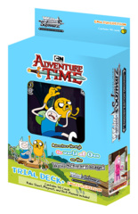 Adventure Time (English) Weiss Schwarz Trial Deck+ (Plus) * PRE-ORDER Ships Nov.20