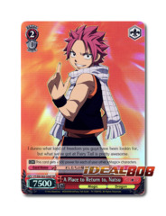 A Place to Return to, Natsu [FT/EN-S02-056S SR (FOIL)] English