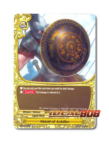 Shield of Achilles - BT04/0061EN (U) Uncommon