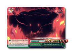 Arrival of Asterius [P4/EN-S01-046R RRR (FOIL)] English