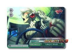 Labrys's Wrath [P4/EN-S01-045R RRR (FOIL)] English