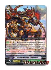 A-rank Mutant, Sangiraffa - G-TCB02/030EN - R