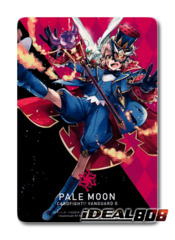 Pale Moon - Clan Card - Masked Magician, Harri - G-TD07