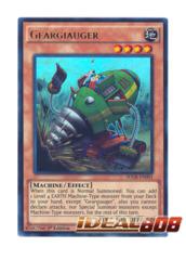 Geargiauger - SDGR-EN003 - Ultra Rare - 1st Edition