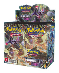 SM Sun & Moon - Forbidden Light (SM06) Pokemon Booster Box [36 Packs]