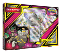 Pokemon TCG: Pale Moon-GX Box * PRE-ORDER Ships Oct.18