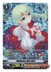 Nightmare Doll, Alice - V-BT02/OR04EN - OR (Origin Rare)
