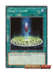 Sage's Stone - SS01-ENA10 - Common - 1st Edition