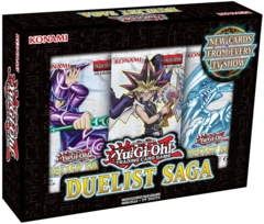 Duelist Saga MINI Box (contains 3 booster packs)