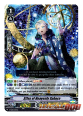 Atlas of Heavenly Sphere - V-TD09/007EN (FOIL)